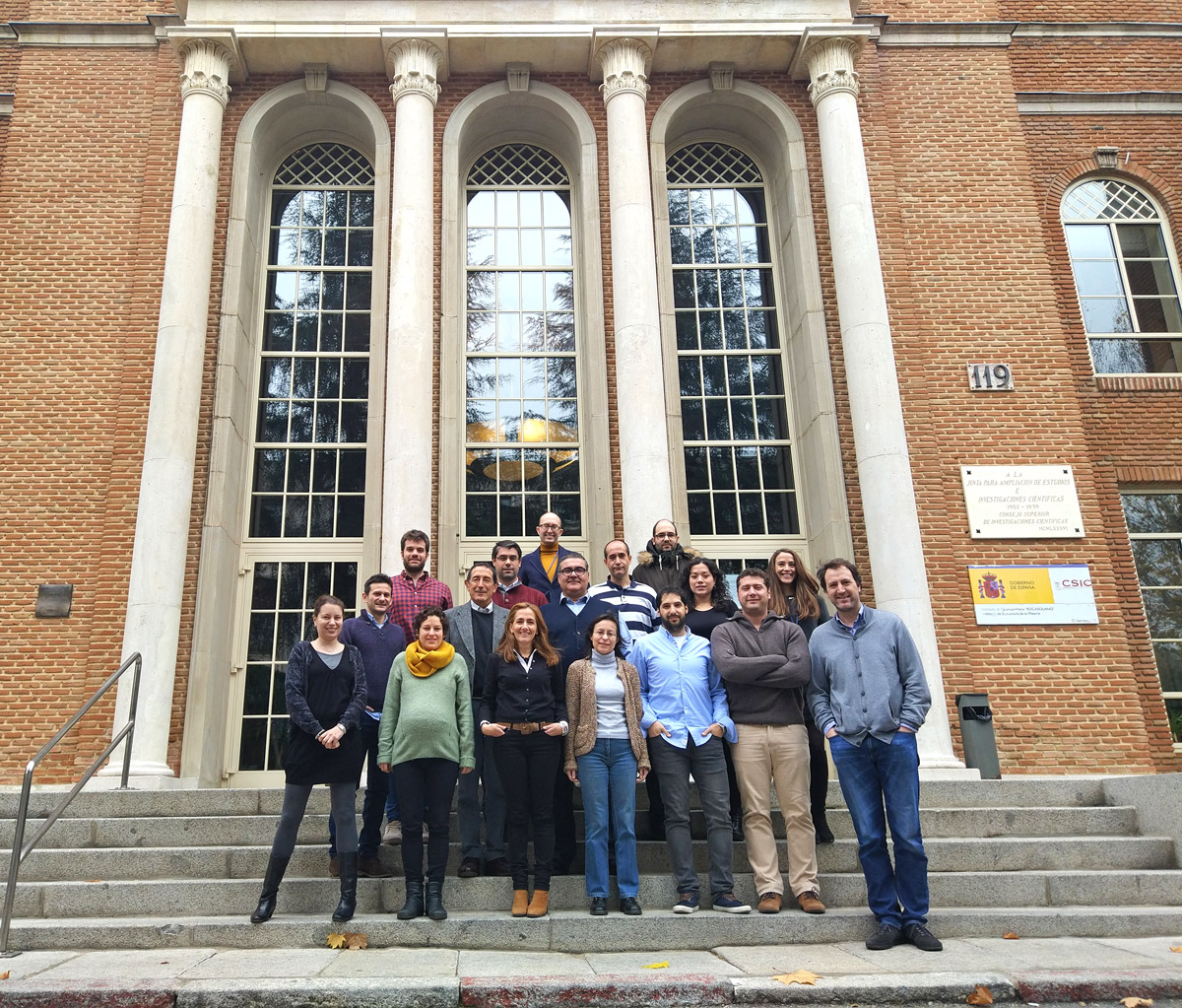 Atmospheric Chemistry and Climate group